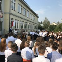 Zespół Szkół w Staninie - Rozpoczęcie Roku Szkolnego 2019/2020