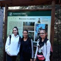 ZS Stanin - Rajd do Rezerwatu przyrody Jata