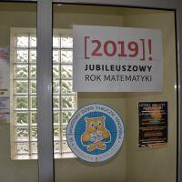 ZS Stanin - 4 października pod hasłem: 2019 - Rokiem Matematyki