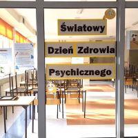 ZS Stanin - Światowy Dzień Zdrowia Psychicznego