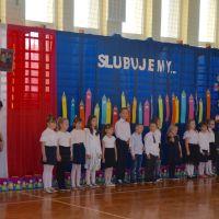 ZS Stanin - Pasowanie na ucznia klasy I - 2019/2020