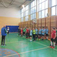ZS Stanin - Halowym Turniej Piłki Nożnej - Adamów