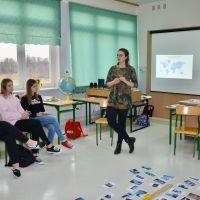 Zespół Szkół w Staninie - Warsztaty z edukacji globalnej
