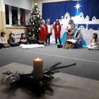 ZS Stanin - Jasełka Bożonarodzeniowe grupy 0B