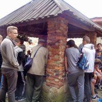 ZS Stanin - Uczniowie klas drugich gimnazjum w Zakopanem