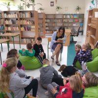 Zespół Szkół w Staninie - Październik Miesiącem Bibliotek Szkolnych