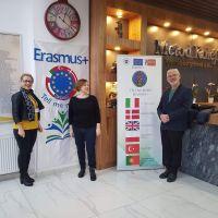 Zespół Szkół w Staninie - Erasmus + Wizyta w Turcji