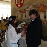 ZS Stanin - Spotkanie z ks. Kazimierzem Janem Gajowym