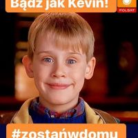 ZS Stanin - Bądź jak Kevin - Zostań w domu