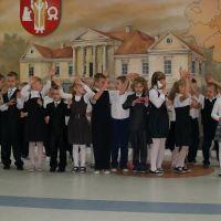 ZS Stanin - Pasowanie na ucznia klasy I SP