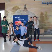 ZS Stanin - Dzień Kobiet  w naszej szkole