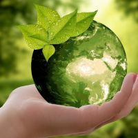 Zespół Szkół w Staninie - Dzień Ziemi 2020