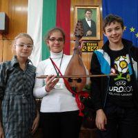 ZS Stanin - Spotkanie szkół partrenrskich w Bułgarii