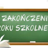 Zespół Szkół w Staninie - Zakończenie roku szkolnego 2019/2020