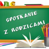 Zespół Szkół w Staninie - Spotkanie informacyjno-organizacyjne