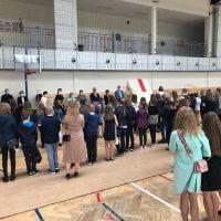 Zespół Szkół w Staninie - Rozpoczęcie roku szkolnego 2020/2021