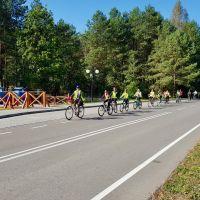 ZS Stanin - Rajd rowerowy klas VII