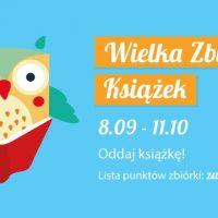 Zespół Szkół w Staninie - Wielka Zbiórka Książek