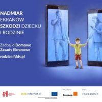 Zespół Szkół w Staninie - Domowe zasady ekranowe