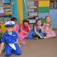ZS Stanin - Bal karnawałowy w przedszkolu 2021