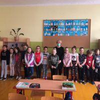 Zespół Szkół w Staninie - Międzyklasowy Konkurs na najpiękniej zaśpiewaną kolędę.