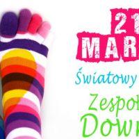 ZS Stanin - 21 marca Światowy Dzień Zespołu Downa