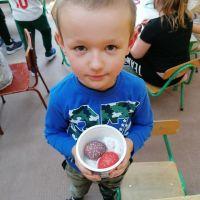 ZS Stanin - Warsztaty wielkanocne - zdobienie jajek