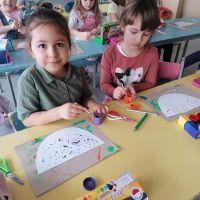 Zespół Szkół w Staninie - Kurczaczki Wielkanocne